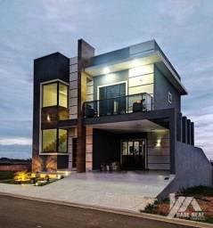 Sobrado com 3 dormitórios à venda, 207 m² por R$ 990.000,00 - Cará-cará - Ponta Grossa/PR