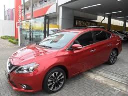 Nissan Sentra Sl Top de linha! - 2017