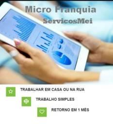 Micro Franquias Serviços Mei