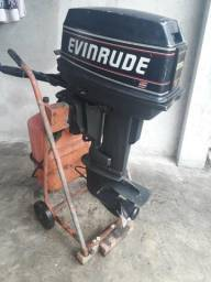 Motor Evinrude 25hp
