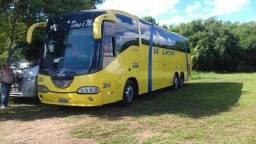 Vendo ônibus Irizar centuri 46 lugares completo - 1998