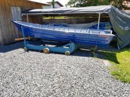 Barco de aluminio - 2018