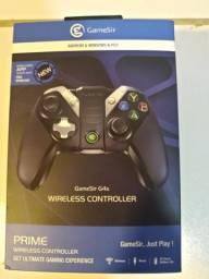 Promoção gamepad gamesir g4s