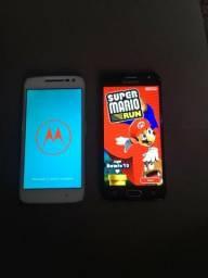 Troco J5 Prime 32 gigas e um G4 Play Dtv, por celular