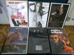 DVDs Diversos títulos originais