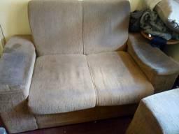 Sofa 2 e 3 lugares barato