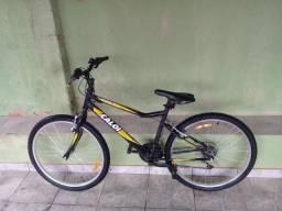 Bike Caloi aro 26. Zap: 99127-3798
