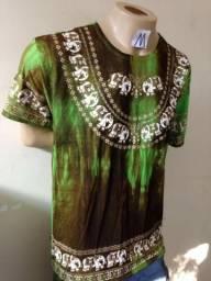 Camisas e camisetas indianas, frete gratis