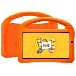 Tablet infantil DL - na caixa com nota fiscal