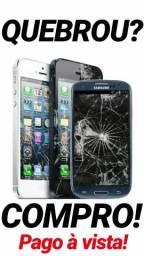Compro seu celular com defeito