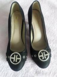 Sapato alto seminovos