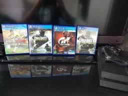 Jogos de PS4 PES 2018 Edição Premium e Call Of Duty: Infinit Warfare