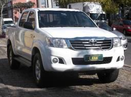 Toyota Hilux Único dono - 2015