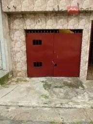 Casa com 2 dormitórios para alugar, 70 m² por r$ 950,00/mês - itaquera - são paulo/sp