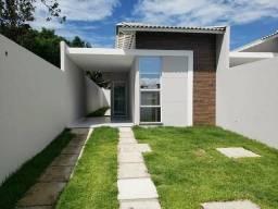 Casas em rua privativa no centro de Eusébio 3 quartos