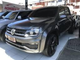 VW Amarok Automatic 2017 Modelo Novo Rodas Aro 22 Pneus Novos - 2017