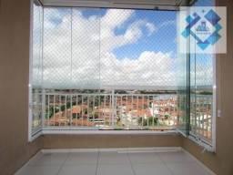 Apartamento com 2 dormitórios à venda, 130 m² por R$ 390.000 - Messejana - Fortaleza/CE