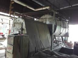 Caldeira a vapor 3.000kg completa