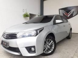 Toyota Corolla 2.0 Xei 2015/2016 Prata Blindado - 2016