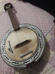 Cavaguinho tipo banjo