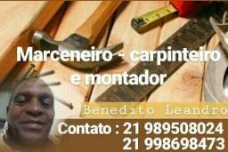 Marceneiro e carpinteiro