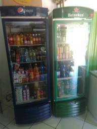 Vendo freezer pepsi, vazia