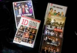 Cds e Dvds One Direction
