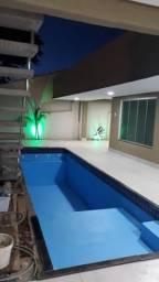 Casa 4 suites com Piscina e Terraço Fundo Shopping Cidade jardim e colegio Fractal