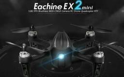 Eachine ex02 mini racing brushelles mega promoção novo lacrado