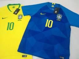 Camisas Do Brasil Originais e Na etiqueta   Apenas 120 pra vender logo! f87b535a88c65