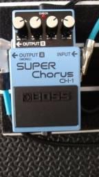 Pedal Boss Super Chorus CH-1