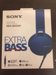 Headphone MDR-XB550AP