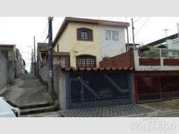 Casa à venda com 4 dormitórios em Jardim sônia maria, Mauá cod:52635