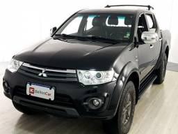 Mitsubishi L200 Triton HPE 3.5 CD V6 24V Flex Aut. - Preto - 2014 - 2014