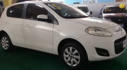 Fiat Palio 1.4 Atractive 2015 branca 4 portas completo para comprador exigente - 2015