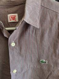 Camisa Lacoste Live!