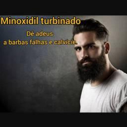 Minoxidil turbinado.