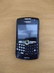 Rádio Nextel Blackberry 8350i idem funcionando perfeitamente promoção de desapego