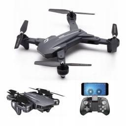 Drone Visuo Xs816 - Câmera Wifi Ultra HD 4K - Mavic 40 Minutos de Voo