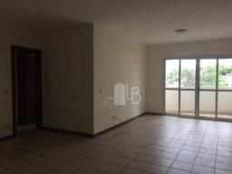 Apartamento com 3 dormitórios para alugar, 95 m² por R$ 1.000,00/mês - Centro - Uberlândia