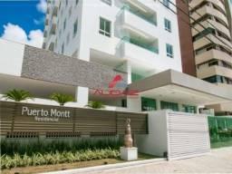 Apartamento à venda com 2 dormitórios em Cabo branco, João pessoa cod:1403