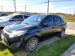 Fiesta Sedan 1.6 completo Placa I aceita troca por carro de maior ano