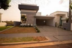 Casa Térrea com Área de Lazer no Subsolo, 239 m² por R$ 1.100.000 - Condomínio Terras Alph