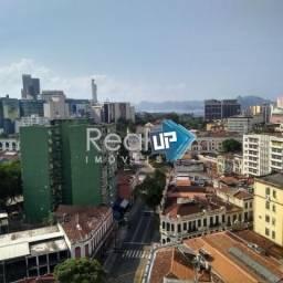 Apartamento à venda com 1 dormitórios em Centro, Rio de janeiro cod:21719