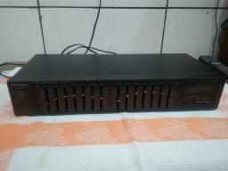 Technics equalizador SH 8028