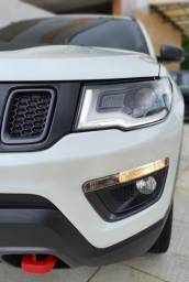 Jeep Compass Trailhawk 2.0 16v Diesel 4x4 2017 Teto Panorâmico - 2017