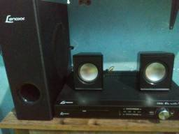 Home theater Lenox 5 caixas