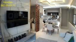 Apartamento No Varandas ,Calhau ,3 Quartos + 2 vaga