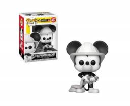 Funko Pop Disney: Mickey 90 Years - Firefighter Mickey #427