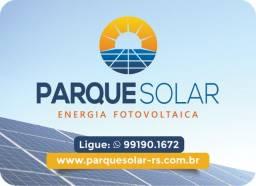 Energia Solar Fotovoltaica   KIT 10 placas   Geração 386kWh